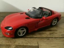 Revell Creative Masters Dodge Viper RT10 RED 1:20 scale