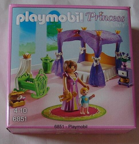 Orig. Playmobil 6851 Celeste Camera da Letto Nuovo Conf