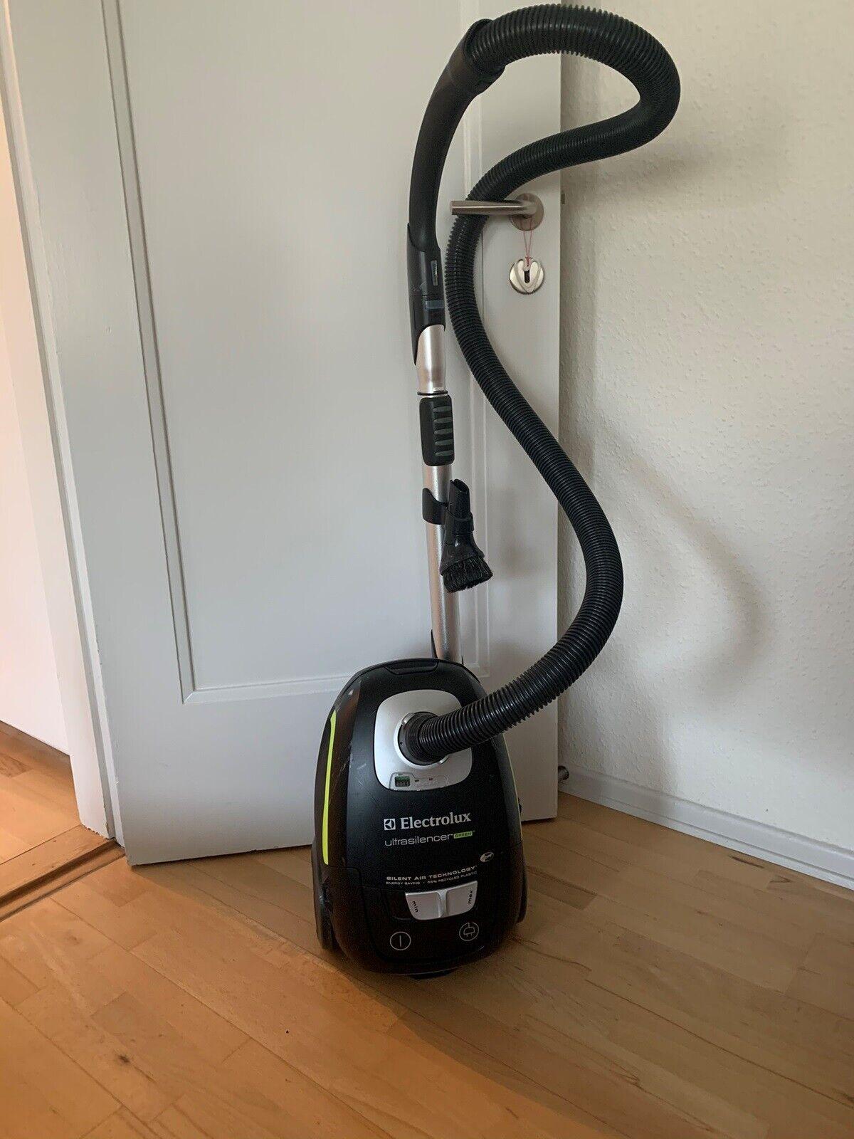 Støvsuger, Electrolux