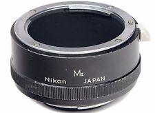 Nikon M2 Macro Anillo