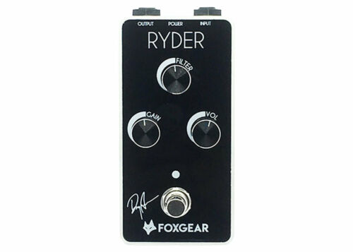 Used FREE 2 DAY SHIP FoxGear Ryder Doug Aldrich Signature
