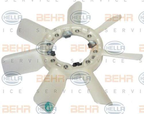 engine cooling 8MV 376 791-421 HELLA Fan Wheel