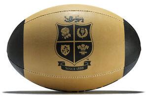 British & Irish Lions 2017 Rhino Limited Edition Retro Rugby Ball