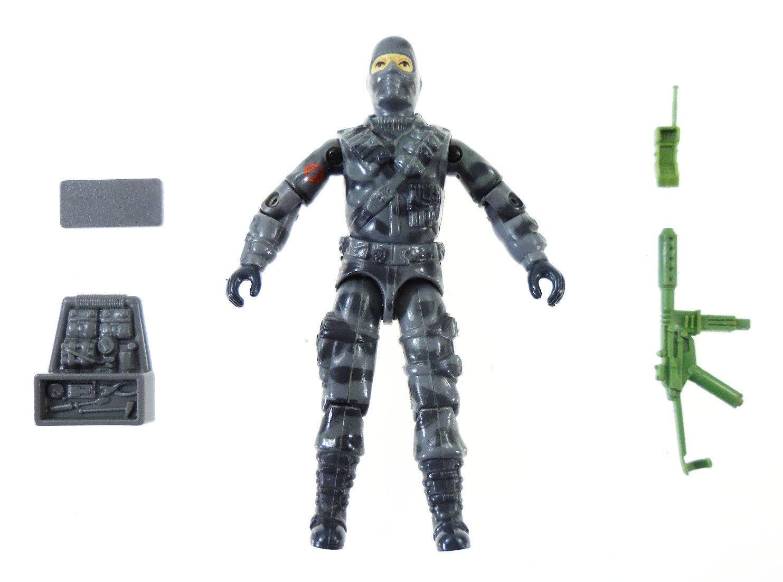 G.I. Joe_RARE_1984 V1 Firefly Cobra Sabateur_100% COMPLETE_FLAWLESS