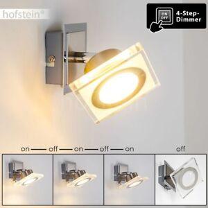 Design LED Decken Leuchte dimmbare Flur Dielen Strahler Wohn Schlaf Zimmer Lampe