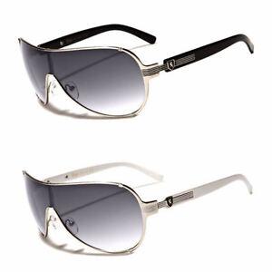 Classic-Retro-Vintage-Men-Women-Fashion-Aviator-Sunglasses-Shield-Sports-Glasses
