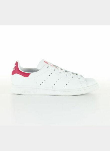 Adidas Stan Smith J Bambino Scarpe da Basket GrigioRosa, EU 36 | Acquisti Online su eBay