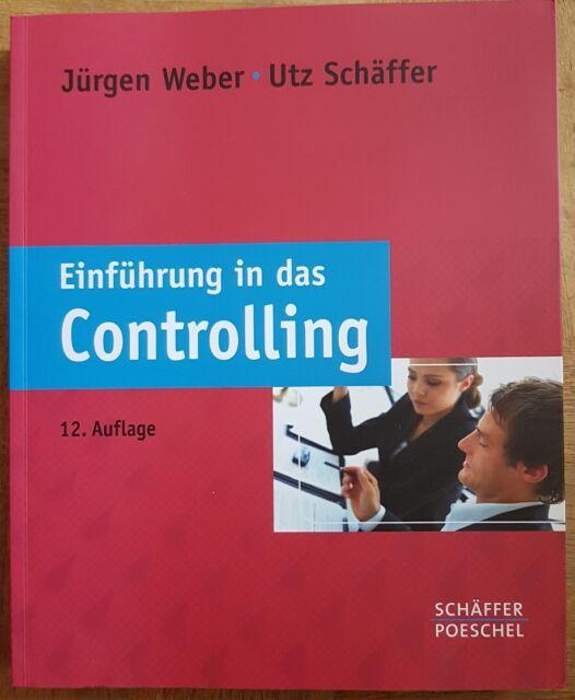 Weber / Schäffer * Einführung in das Controlling