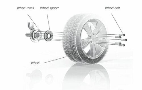 Typ X//C253, ab 15 Coupe Eibach Spurverbreiterung 24mm System 2 Mercedes GLC