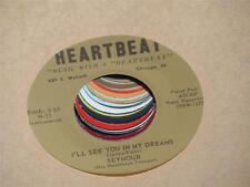 """SEYMOUR Some Of These Days/ I'll See You In My Dreams 7"""" 45 Heartbeat H-11 NM"""