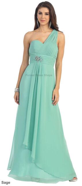 Formal Evening Gown Flowy Dress Under Banquet Cruise Plus Size