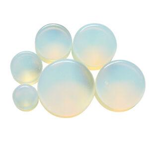 Ear-Expander-Opalite-Stone-Ear-Plugs-Tunnels-Gauges-Body-Piercing-JewelryLJ