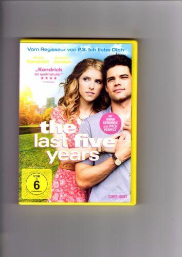 1 von 1 - The Last Five Years (2015) DVD #17505