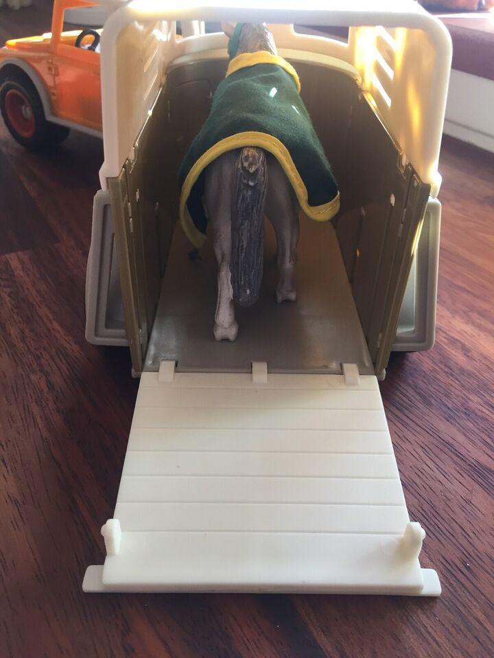 Dyr, Heste legetøj, Schleich