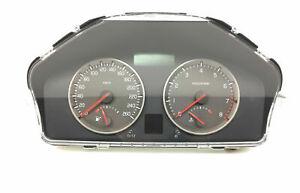 Volvo-V50-S40-Essence-Km-H-Compteur-de-Vitesse-Instrument-Cluster-30786343