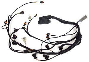 seadoo oem pwc engine wiring harness (black) 2002 2006 gtx sportster