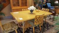 Funky Table and 4 Chairs Winnipeg Manitoba Preview