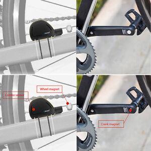 wasserfest bluetooth fahrrad z hler tracker. Black Bedroom Furniture Sets. Home Design Ideas