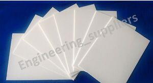 1 Mm A3 Blanc Polystyrène High Impact Plasticard Hanches Feuille Packs De 1, 3, 5 & 10-afficher Le Titre D'origine