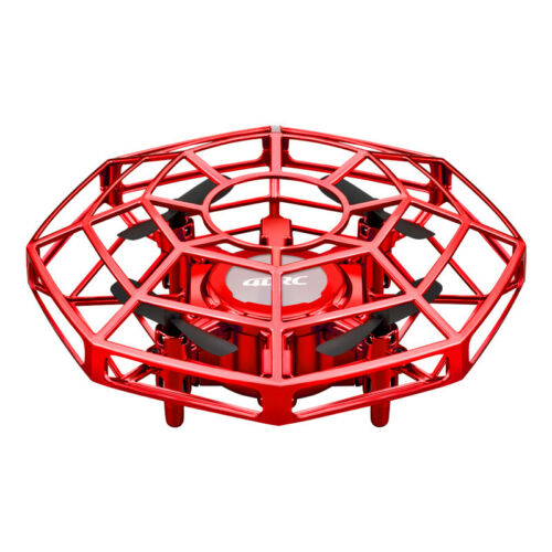 Mini Drone UFO Infrared Sensor Induction Aircraft Flying Toy for Kids Quadcopter