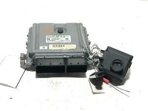 14-MERCEDES-CLA-CLASS-ENGINE-BRAIN-BOX-WITH-KEY-AND-IGNITION-CYL-2-0L-2709000900
