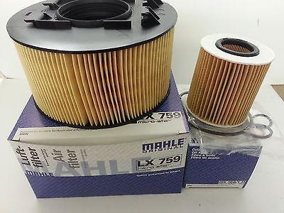 Mahle LX759 Filtre à air pour BMW Série 3 Compact OE 13717503141