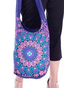 Boho Indian Sadhu Festival handbag Bag Beach Hippie Ethnic FAIRTRADE BEAUTIFUL!