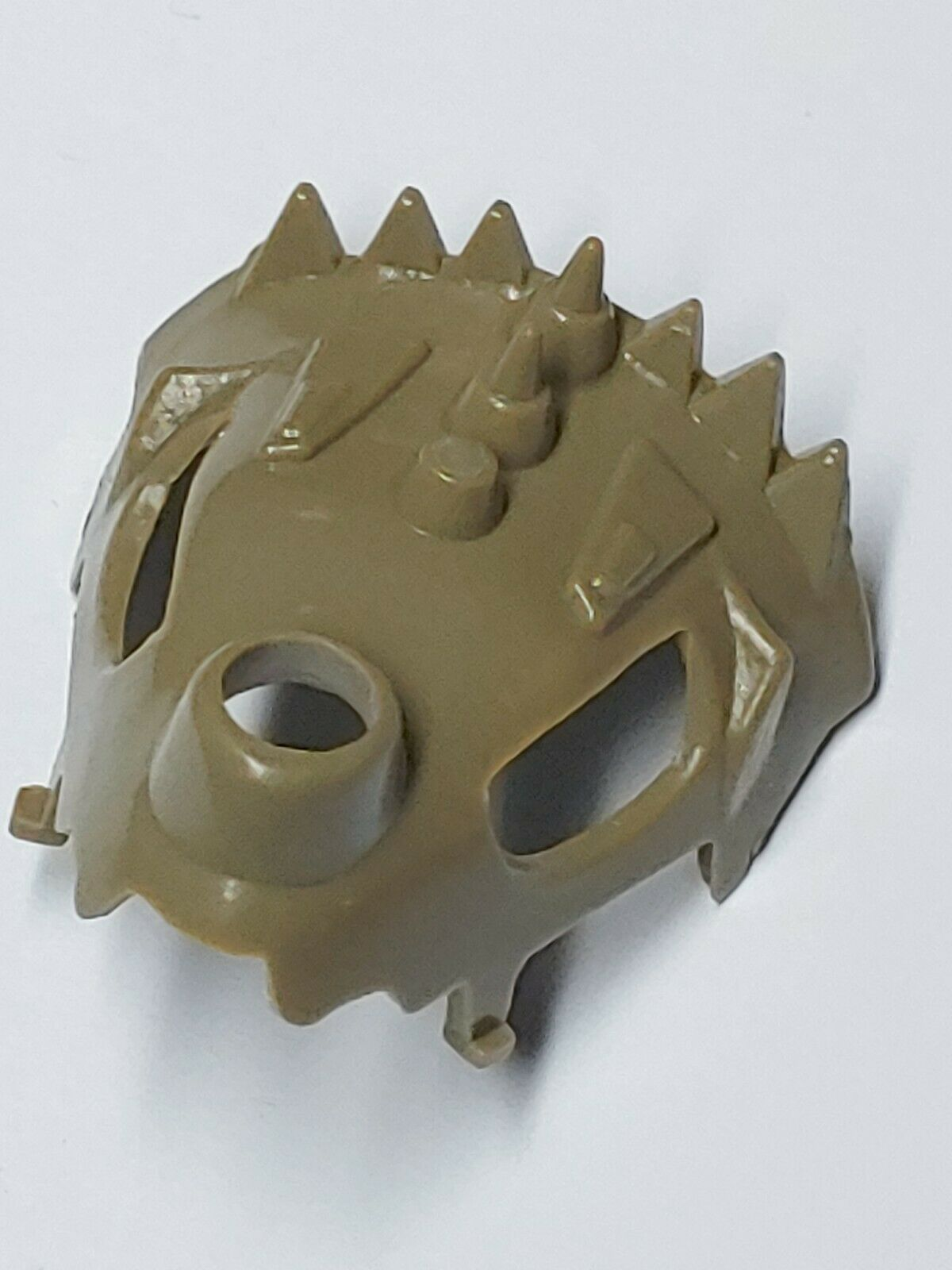 DINO RIDERS Parts Monoclonius helmet brainbox weapon Tyco