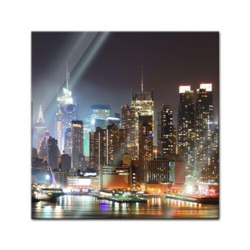Imagen de vidrio-New York IV