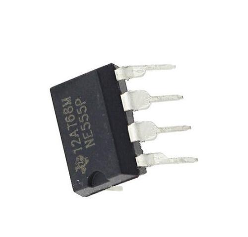 20//50//100 Stück IC wählen Sie aus NE 555 P Präzisions Timer DIL 8