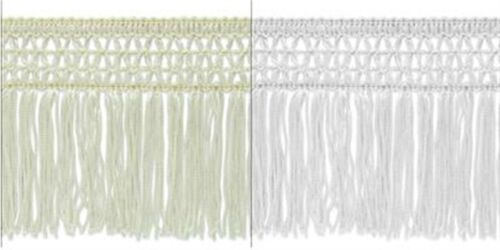 "Expo 10 yards of 4/"" Mattie Braided Chainette Fringe Trim"