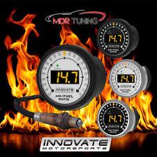 Innovate Motorsports Digital MTX-L Wideband Air/Fuel Ratio Guage Kit Turbo 3844