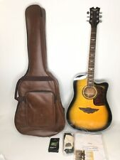 Keith Urban Acoustic-Electric Ripcord 40-piece Guitar Package Brazilian Burst