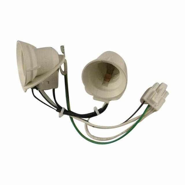 New LG OEM 6621JK2003B Light Socket Harness GRF218JGMA