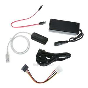 SATA-PATA-IDE-Drive-to-USB-2-0-Converter-Cable-for-HDD-with-External-Power-v-h9