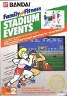 Family Fun Fitness: Stadium Events (Super Nintendo Entertainment System, 1987)