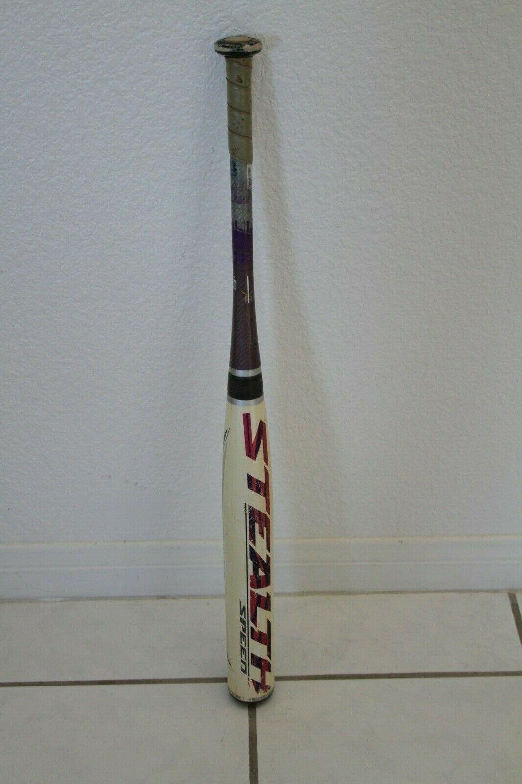 Easton Stealth velocidad SSR3B 30 20 Fastpitch Softball bate compuesto (-10)