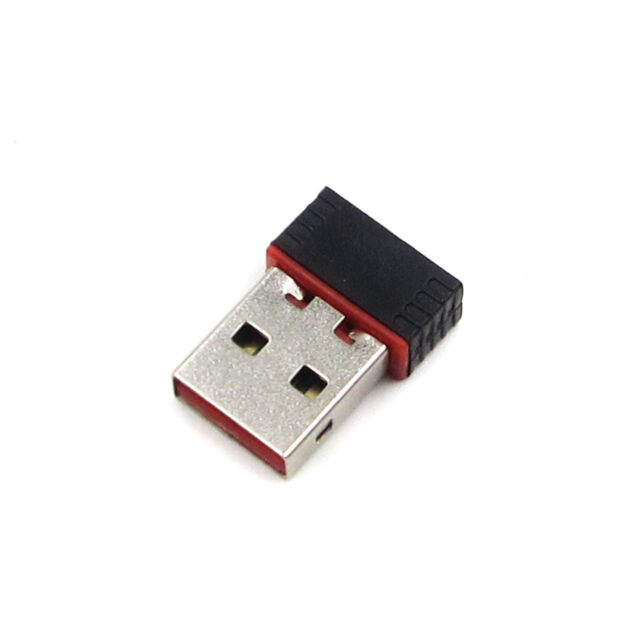 Mini Wireless 150Mbps USB Adapter WiFi 802.11n/g 150M PC Network Lan Card