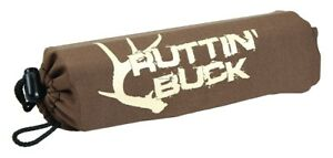 Hunters-Ruttin-Buck-Rattling-Bag-Deer-Call-w-Silencer-Strap-Brown-00181