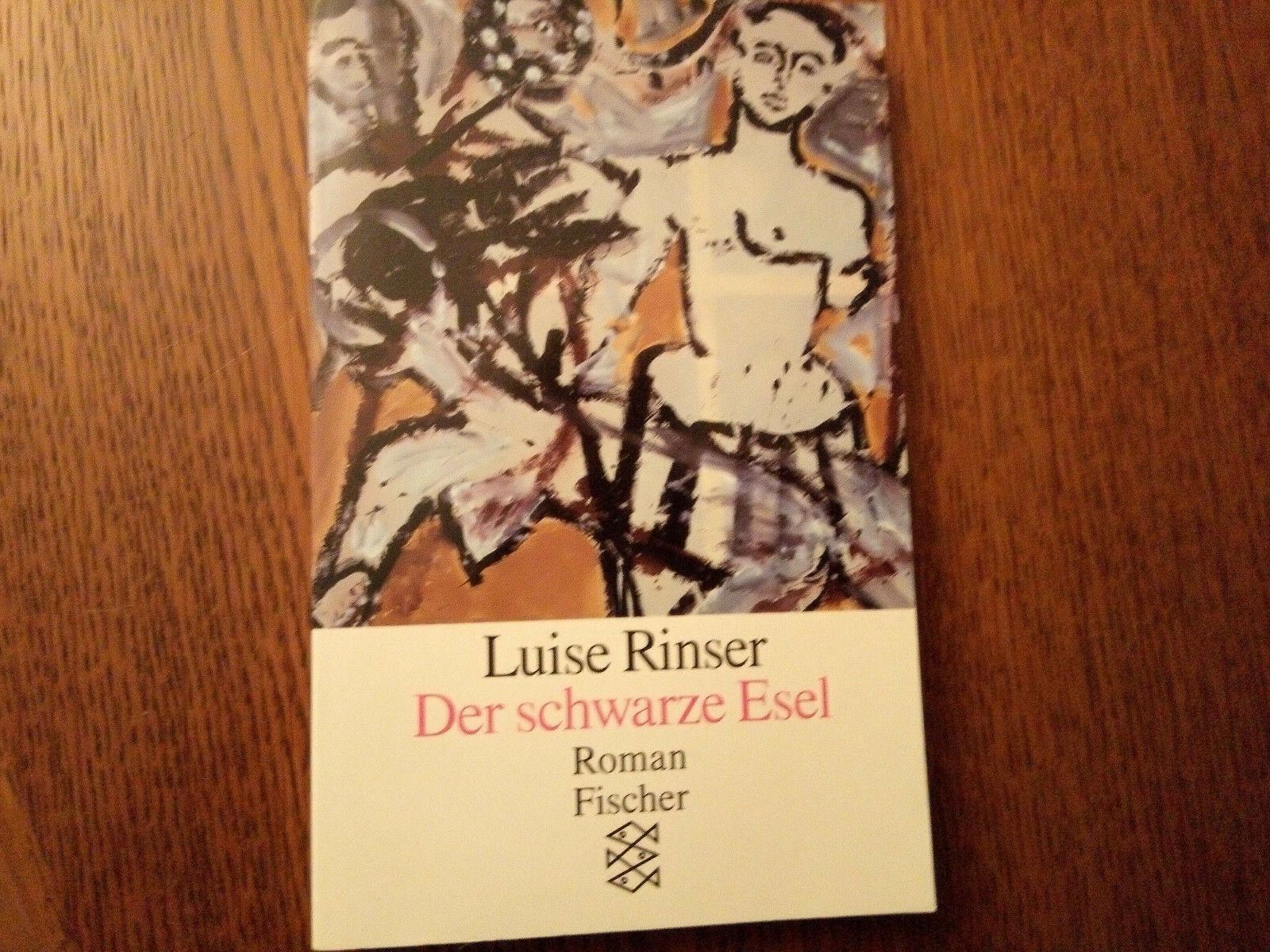Der schwarze Esel von Luise Rinser (1976, Taschenbuch)
