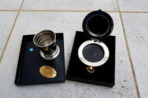 original-THE-DALVEY-telescopic-Pocket-Cup-with-Push-Button-Case
