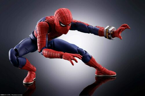 BANDAI S.H.Figuarts Spider-Man Toei TV Series Action Figure w// Tracking NEW