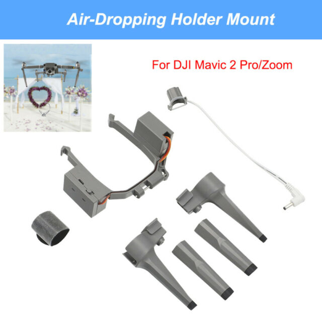 1 Set Mini High Quality Air Drop System Remote Delivery For DJI Mavic 2 Pro/Zoom