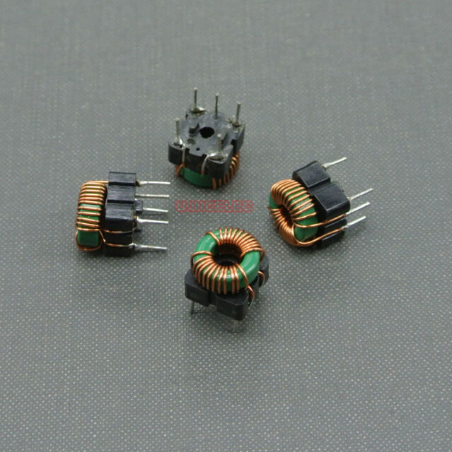 10pcs Common Mode line filter 9mmx5mmx3mm,Inductor 330uH 1A