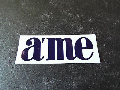 blue old school bmx decals stickers a/'me rub on