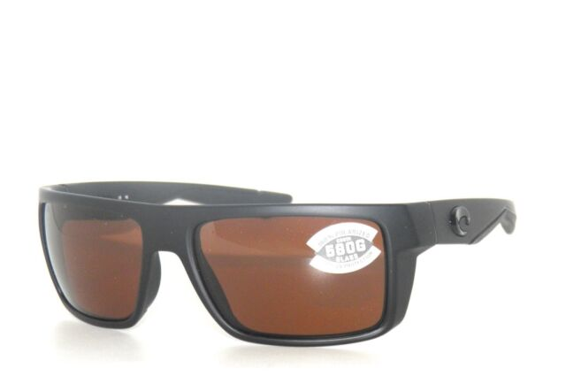 397baa802c COSTA DEL MAR MOTU MTU 01 OCGLP BLACKOUT COPPER SunglaSSeS 580G Polarized