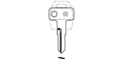 SILCA MER34R Keyblanks-Box Of Fifty-Meroni-Suits Cyberlock,Key Blank-SMER34R