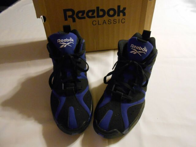 Mens Reebok Kamikaze Mid Shoes