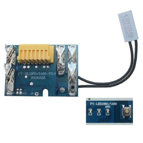 Ersatz 18V 3A Batterie Chip PCB Board für Makita BL1830 BL1850 BL1860 Rep d3q 1X