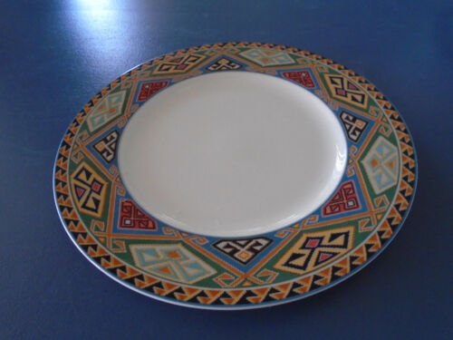 Christopher Stuart Optima La Brea Dinner Plate pattern HK214